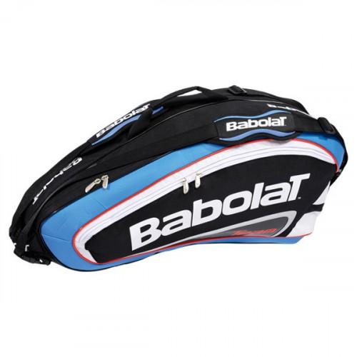 Большой теннис Babolat Team Line Blue 6 Pack 2012