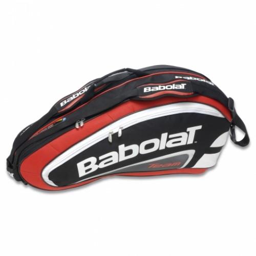 Большой теннис Babolat Team Line Red 6 Pack 2012