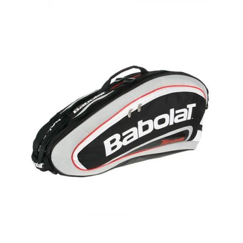 Большой теннис Babolat Team Line Black 6 Pack 2012