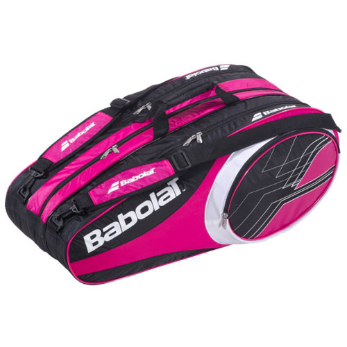 Большой теннис Babolat Club Line Pink 12 Pack Bag 2013