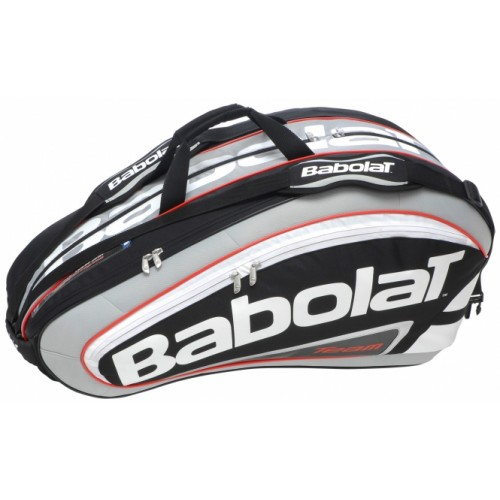 Большой теннис Babolat Team Line Black 12 Pack 2012