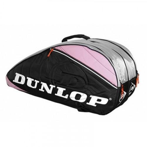 Большой теннис Dunlop Aerogel 6 Racket Thermo Pink