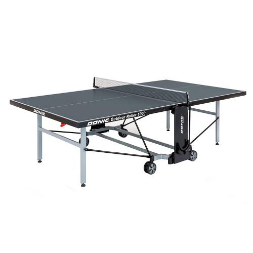 Теннисный стол Donic Outdoor Roller 1000 Antracite